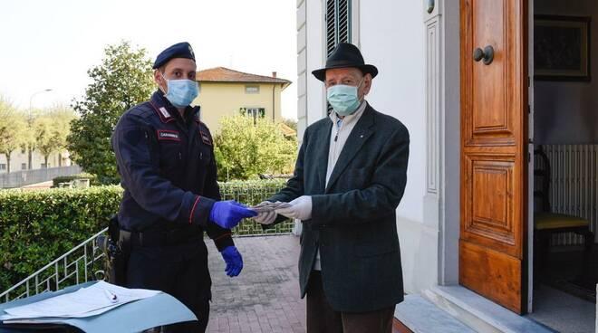 Carabinieri pensione