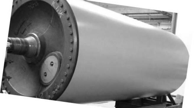 cilindro macchinario rivestimento