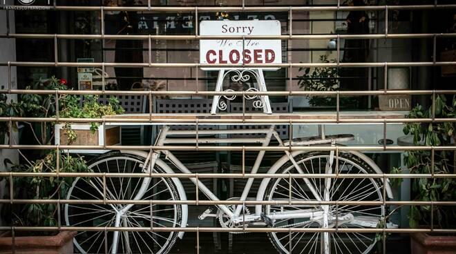 città deserta lockdown coronavirus