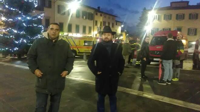consiglieri Centrodestra per il cambiamento lega Alessandro Scipioni Filippo La Grassa