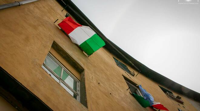 domenica 20 aprile lockdown Lucca coronavirus