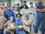 donazione creme balsami mani ospedali operatori sanitari