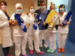 donazioni solidarietà ospedale San Luca Bama Altopascio e pizzeria BonaBao