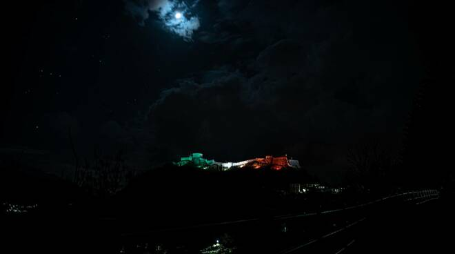 Fortezza delle Verrucole San Romano Garfagnana