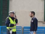 Francesco Raspini polizia municipale Lucca