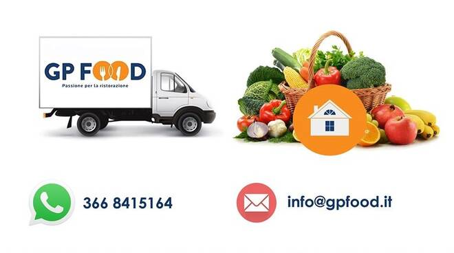 gp food consegna a domicilio