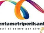 Ideaprint striscione 30 metri ospedale San Luca