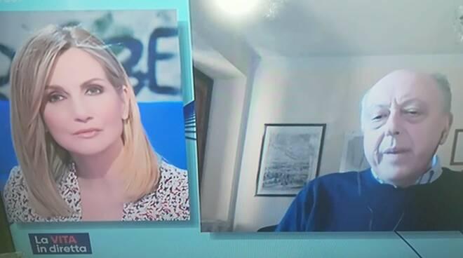 Intervista Tambellini a La Vita in diretta