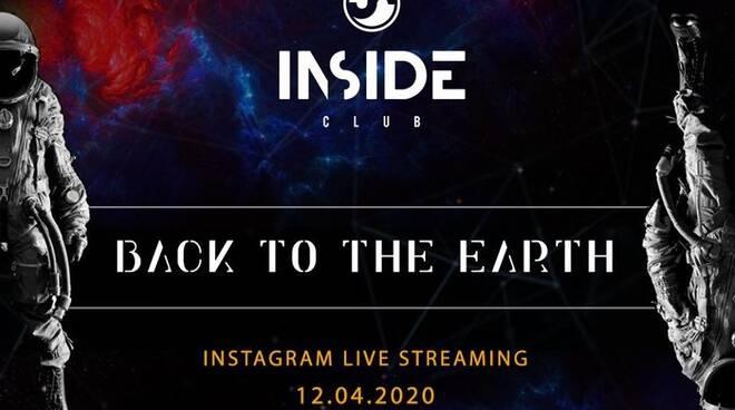 Live Instagram Inside Club