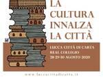 Locandina Lucca Città di Carta