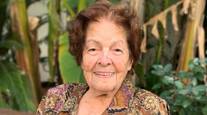 maria posi centenaria Massarosa