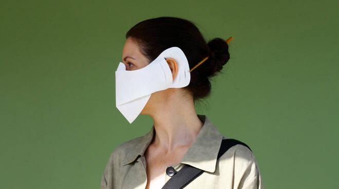 massarosa aryacom maschera carta Rifiuti Zero