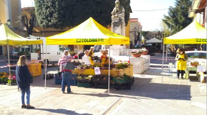 mercato contadino viareggio