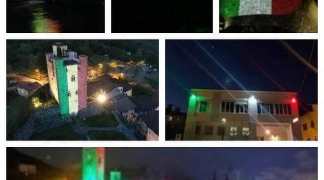 Monumenti della Valle tricolore