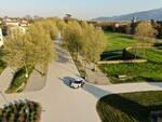 mura Lucca controlli anticontagio coronavirus