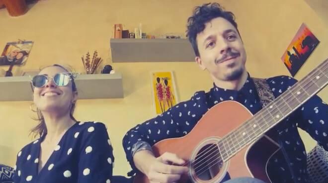Nicola Mazzanti canzone Covid