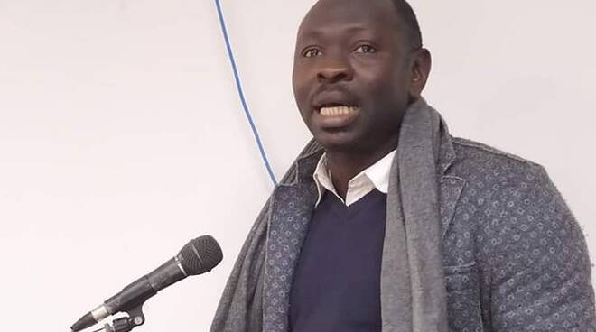 Oumar Dieng cossan vettori santa croce sull'arno