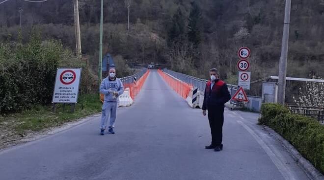 Ponte sulla Tambura Vagli