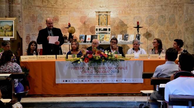 premio letterario Carlo Piaggia Luciano Luciani