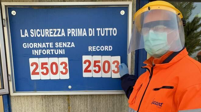Record Lucart Avellino