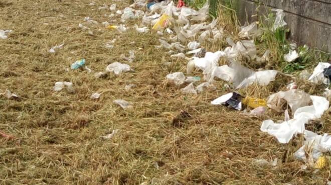 rifiuti San Concordio