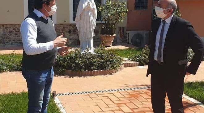 Rsa Comune Castelfranco territorio visita saluto