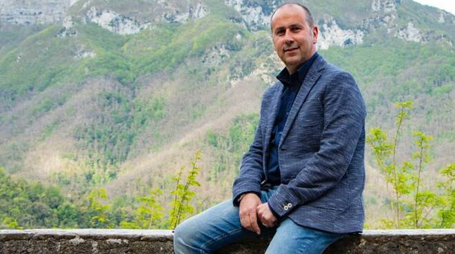 sindaco di Stazzema Maurizio Verona