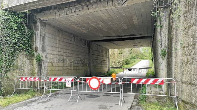 sottopasso a11
