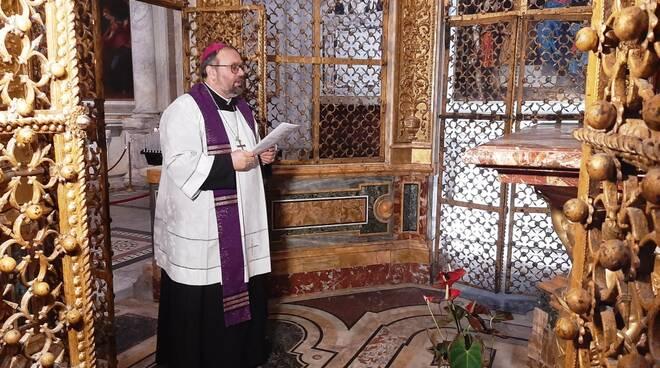 Supplica al volto Santo Giulietti