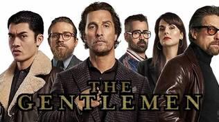 The gentlemen film Apple Tv