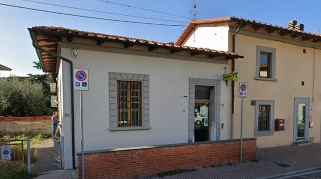 ufficio postale posta la scala san miniato
