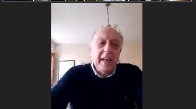videoconferenza sindaco Lemucchi sostegno imprese
