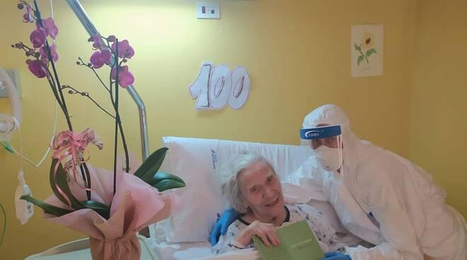 100 anni Rita Gallicano