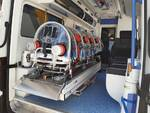 ambulanza covid coronavirus respiratore