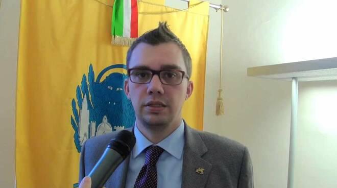 Andrea Recaldin commissario Lega Lucca