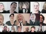 artisti uniti con i medici Alex Galli video