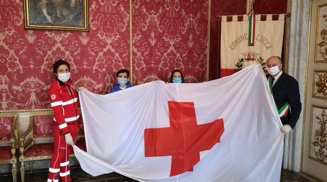 bandiera cri comune