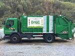 Base mezzo raccolta rifiuti Bagni di Lucca