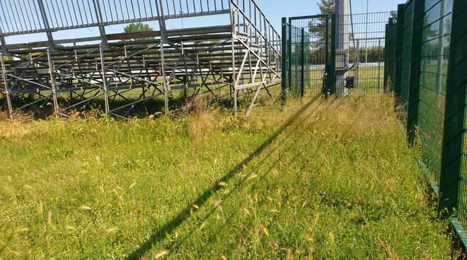 campo calcio leporaia tuttocuoio ponte a egola di San Miniato