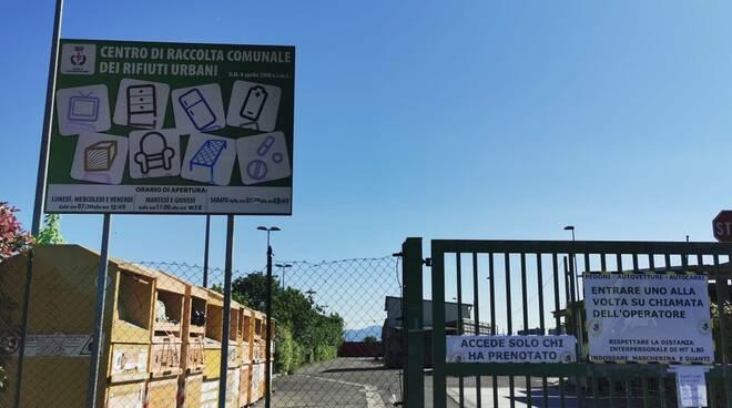 centro di raccolta rifiuti Santa Croce sull'arno