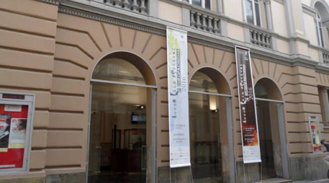 cinema moderno Lucca