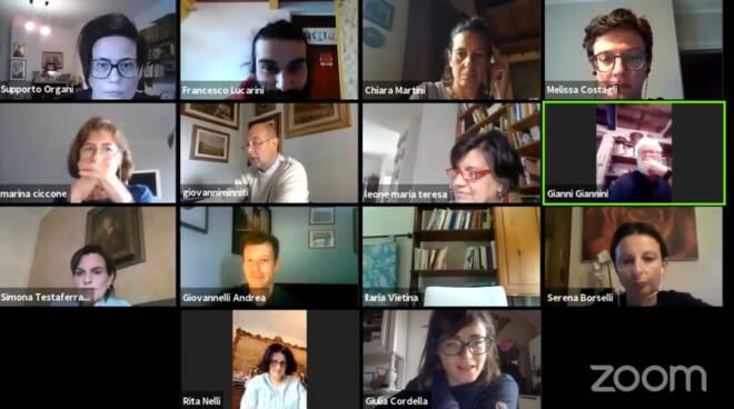 commissione politiche formative Comune di Lucca