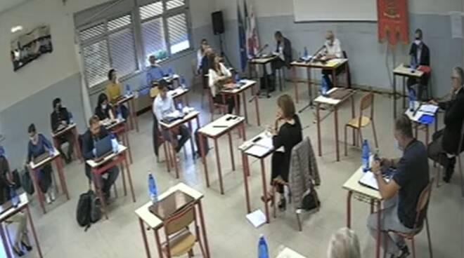 Consiglio comunale san Miniato a scuola