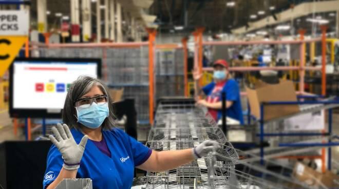 coronavirus lavoro sicuro mascherine guanti ordinanza Regione