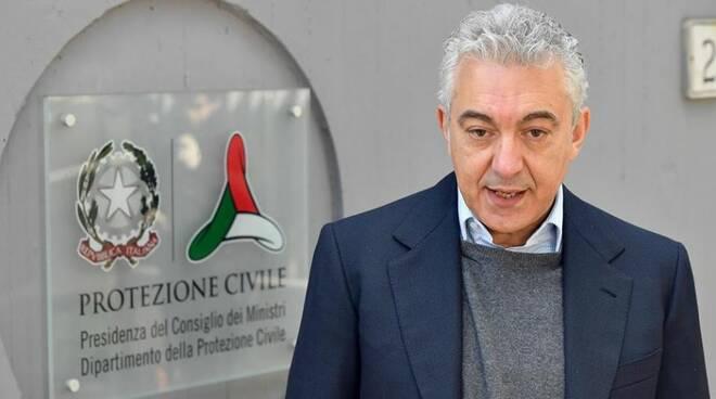 Domenico Arcuri commissario straordinario emergenza Covid