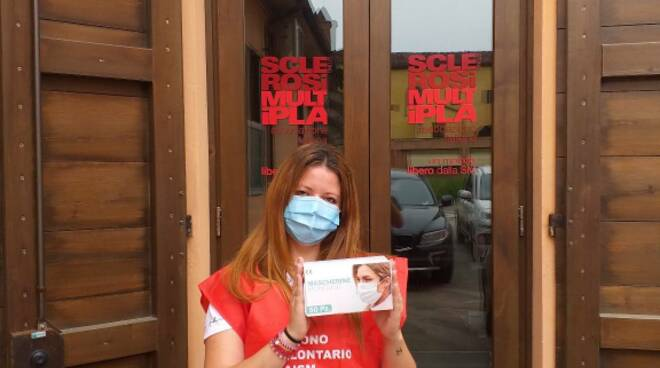 donazione Obi Italia Aism Toscana