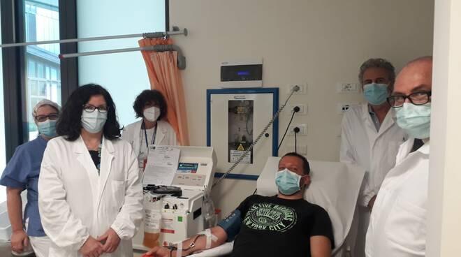 Donazione plasma San Luca