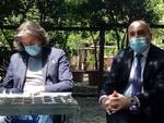 economiaditutti presentazione orto botanico vescovo sindaco Lucca