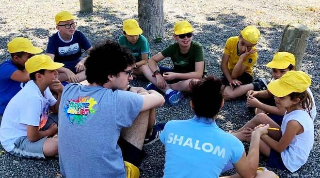 educatori shalom san miniato campi solari centri estivi