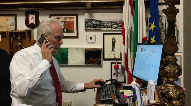 Eugenio Giani Pd candidato governatore presidente Consiglio